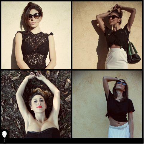 "Giulia Angelini Collection -  Elena Di Lernia "" Balloon from Italy"" at www.mcstyleblog.com"