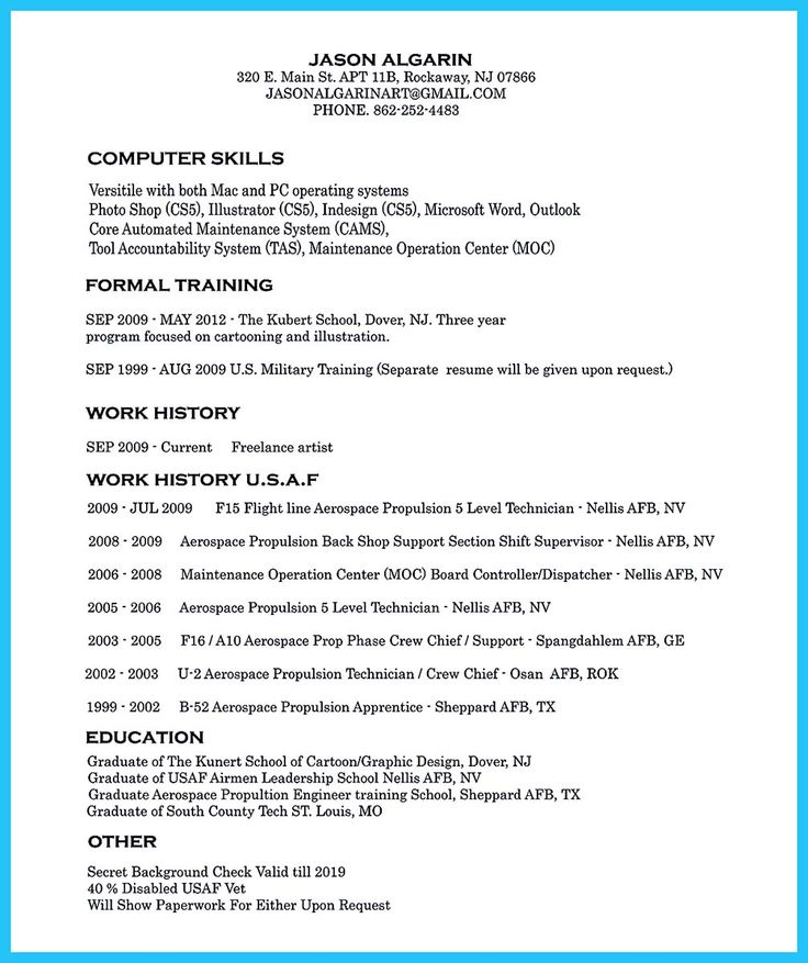 want to make resume - Daway.dabrowa.co