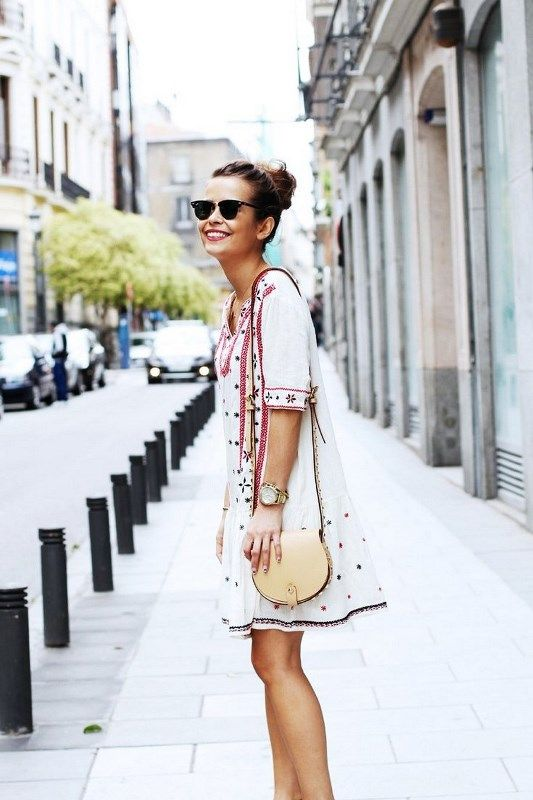 Weekend style: Φοράμε τα καφτάνια μας και πριν τις διακοπές | Jenny.gr