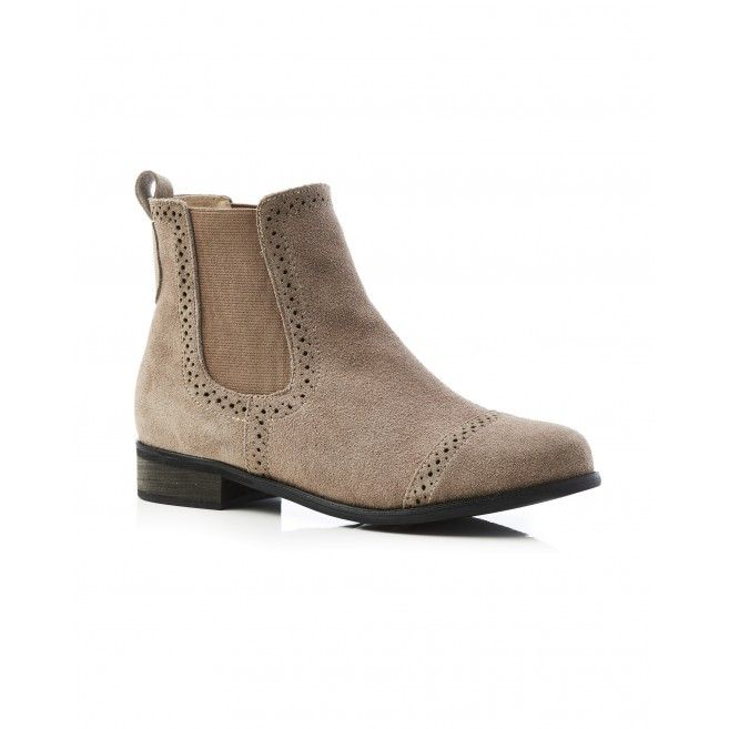 The Brouge Boot. Also available in Navy