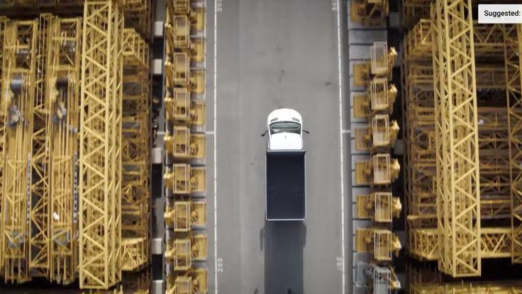 New Mercedes-Benz Sprinter van teased in new video