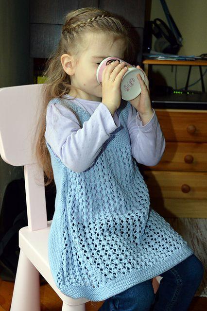 Ravelry: porcellan's Deinte tunic test