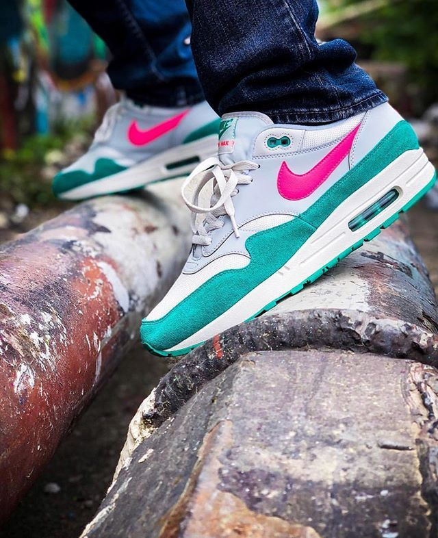 Just for the summer. : The Nike Air Max 1 Watermelon is a