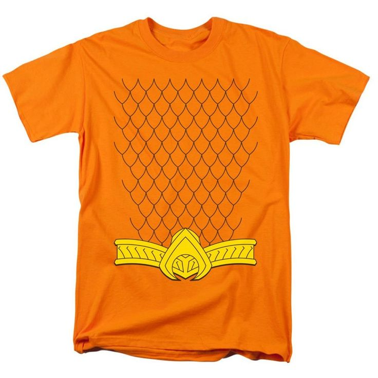 Aquaman has always been a key player in the united front of the Justice League of America and if you love DC Comics, this officially-licensed Aquaman Halloween t-shirt might be perfect for you to wear around this year tricking and treating.   Everyone needs a Aquaman DC Comics T-shirt and you're not exception to the rule.