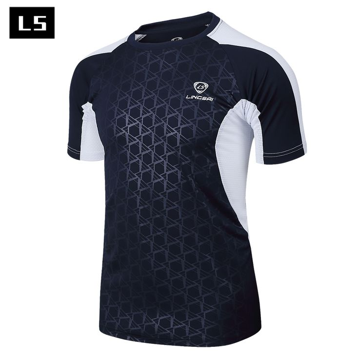 mens hairstyles LS Hot Summer Style T Shirt Men 2017 New Brand Quick Dry Slim Fit High quality T-shirt Men's mma Clothing Short sleeve Camisetas *** Find out more on AliExpress website by clicking the image