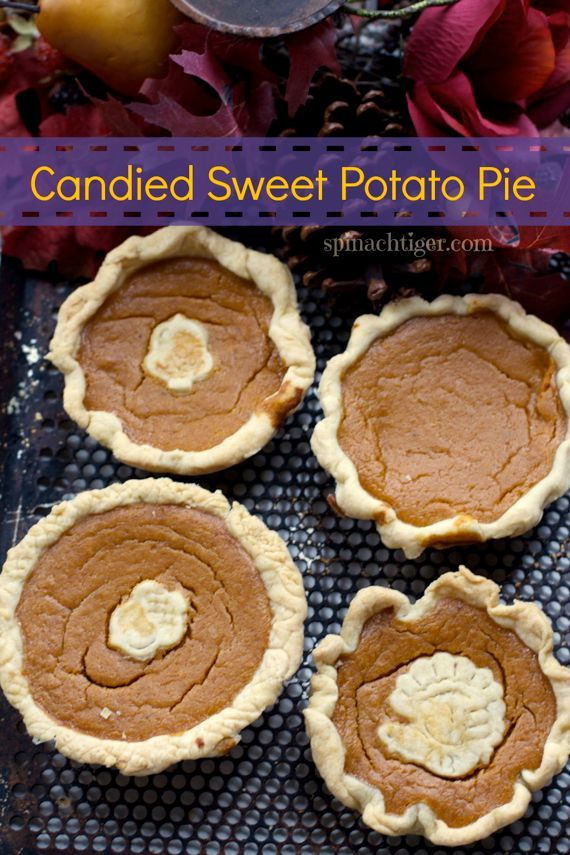 Post image for Two Ways to Make Homemade Southern Sweet Potato Pie