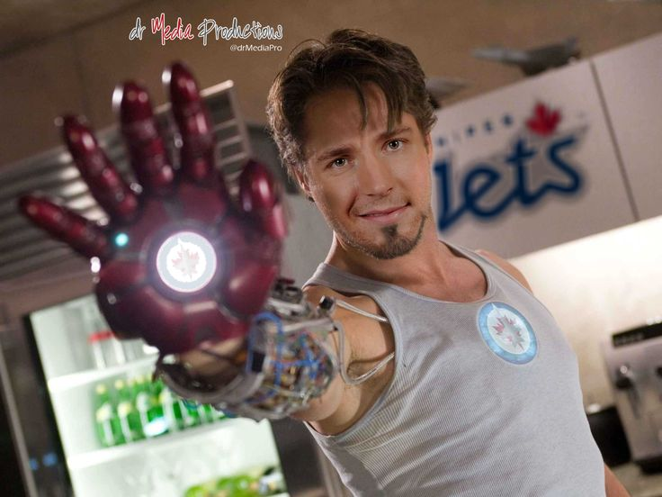 Iron Man Wheeler!