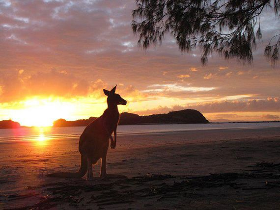 7 of the best sunrise and sunset spots in Queensland #qldblog