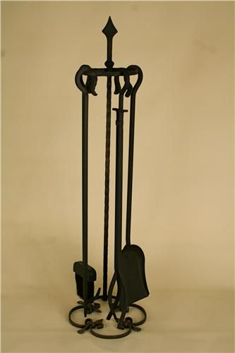 RahTec one of a kind, hand crafted painted steel 5 pc. tool set. (MSRP $500.00), Free Shipping