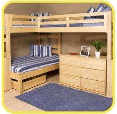 Space Saving Beds Design For Kids And Adults