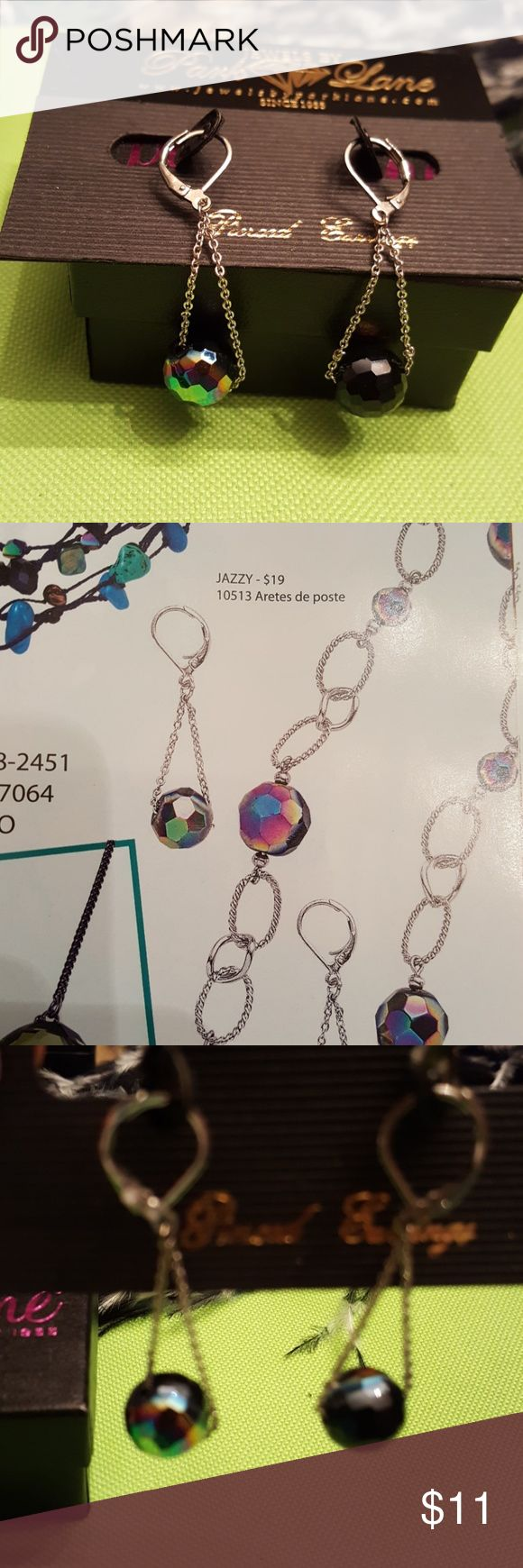 Park Lane jazzy earrings Park lane jazzy earrings. NWT Park Lane Jewelry Earrings
