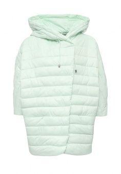 Куртка утепленная, Conso Wear, цвет: мятный. Артикул: CO050EWQUO50. Женская одежда / Верхняя одежда / Демисезонные куртки