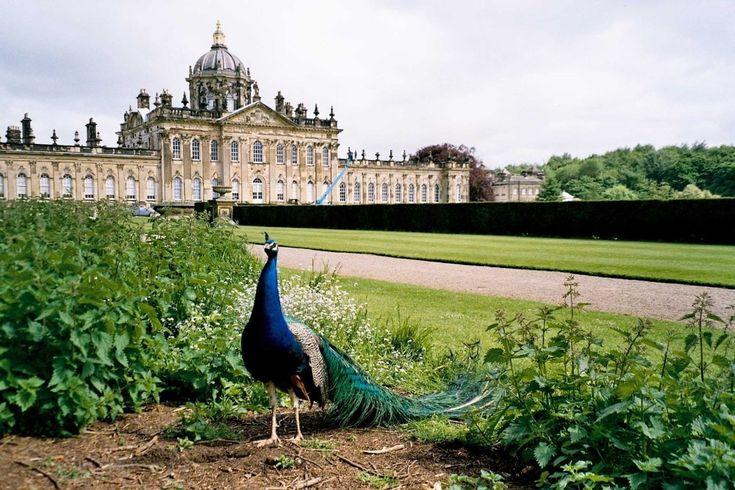 "PicturesofEngland: ""Castle Howard"" York, Yorkshire (©Anna Chaleva)"