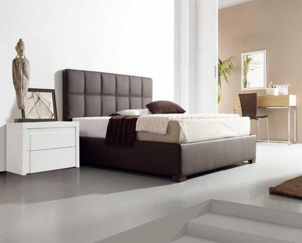 M s de 1000 ideas sobre cabeceros tapizados en pinterest - Cabecero cama tela ...