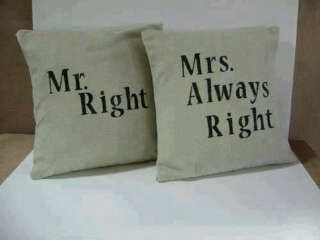 yes...always right