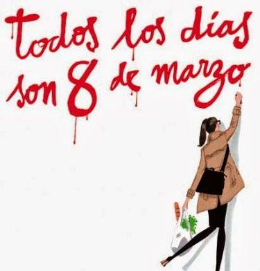 No sé si llorar o celebrar el Día Internacional de la mujer.