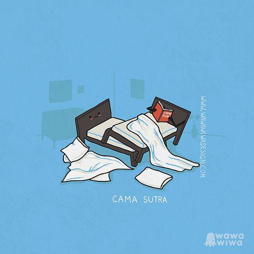 Cama sutra | by Wawawiwa design
