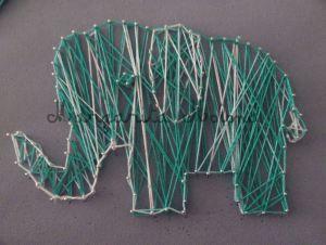 Elefante hilos DIY
