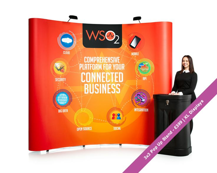 Corner Exhibition Stands Xl : Best images about pop up display stands on pinterest