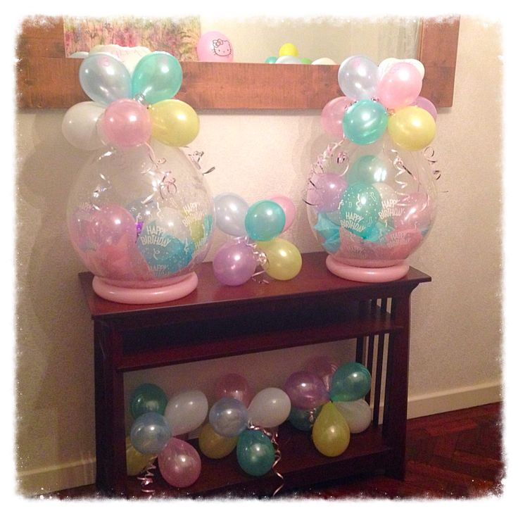 1000 images about stuffed balloons on pinterest machine for Balloon decoration machine