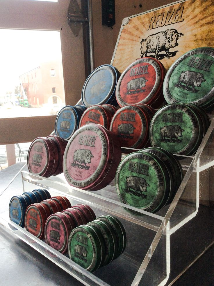 Reuzel Pomades will help bring out the Scumbag in you! Check out our selection of Reuzel at Paramount Beauty.