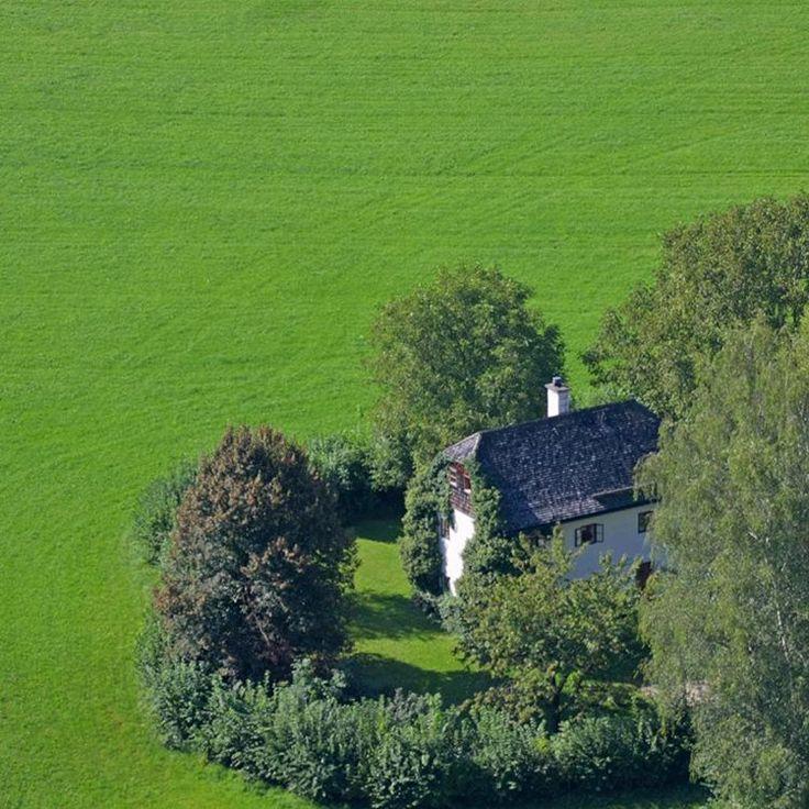 #hidden#house#cottage#park#green#meadow#secret#beautyful#salzburg#detail