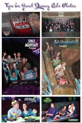 Tips for Getting Great Disney Ride Photos CapturingMagic