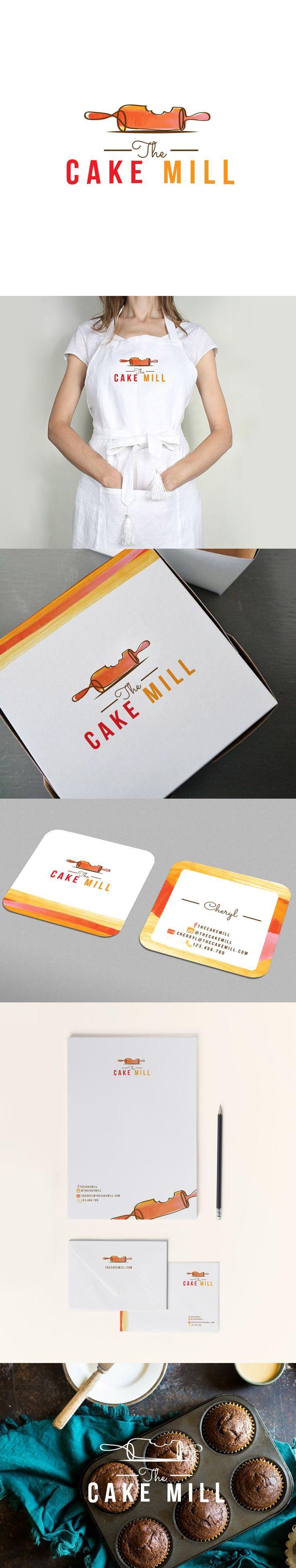 15 best bakery logo ideas images on pinterest