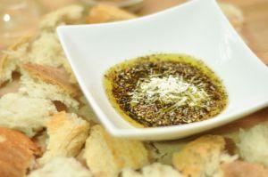 doTERRA Italian Bread Dip with Essential Oils doTERRA recipe