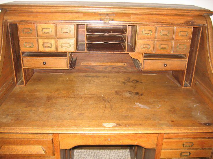 Antique Roll Top Desk Prices Antique Furniture