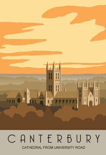 Canterbury • Inghilterra ~ White One Sugar