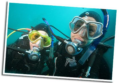 $150 Aquarium Specialty class at Eugene Skin Divers Supply, Eugene, Oregon - You'd have to call and book it. This will let me learn to dive the aquarium in Newport and I'll be able to volunteer them afterwards!