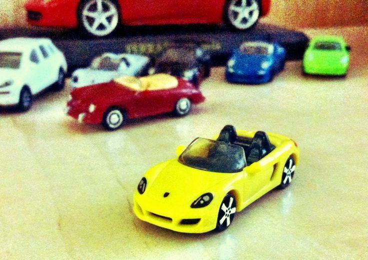Love for Porsche...
