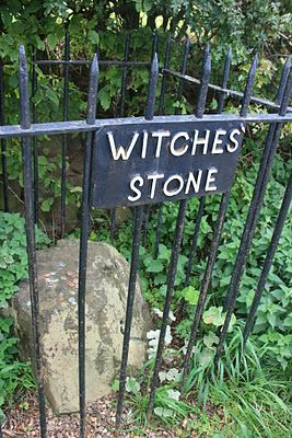 Scotlands Genealogy: Memorials to Scotland's Last Witches