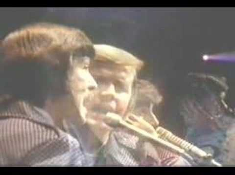 Elvis Presley - How Great Thou Art Love this version with the great bass of J.D. Sumner and the Stamps as well!