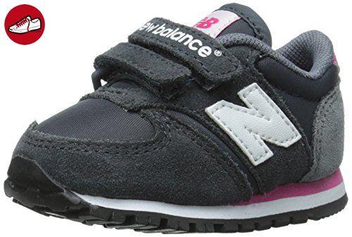 New Balance Ke420gei M Hook And Loop, Unisex-Kinder Sneakers, Blau (Navy), 21 EU (*Partner-Link)