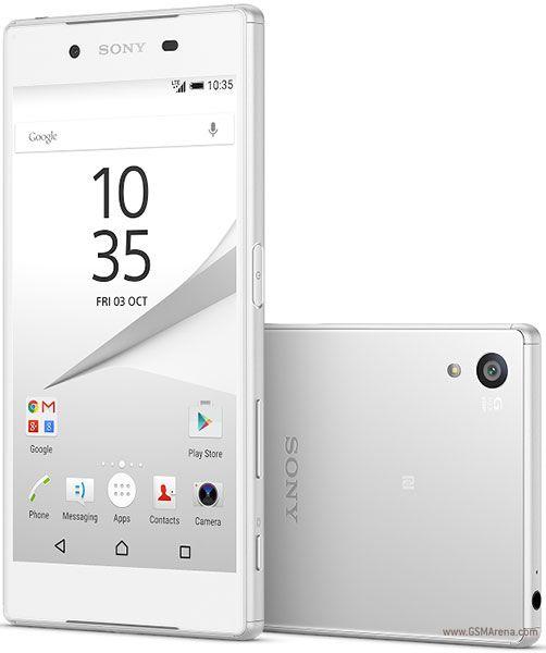 Sony представи три нови телефона от Z5 серията