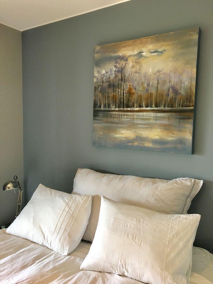 #guestroom #bluebedroom