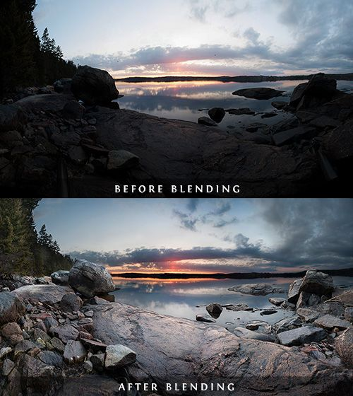 Exposure Blending: A free eBook from camera to process. HDR. This free eBook will detail how to go from the before to the after in a step-by-step instruction.