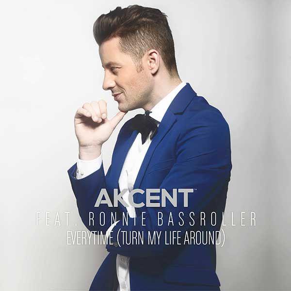 Akcent feat Ronnie Bassroller – Everytime