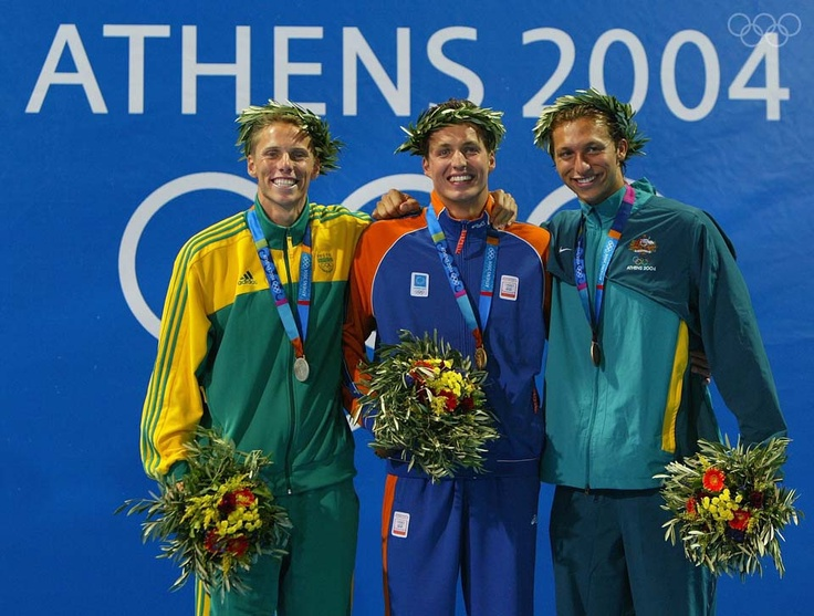 My all time favourite picture of the Olympics ever!!  Such awesome and humble athletes!