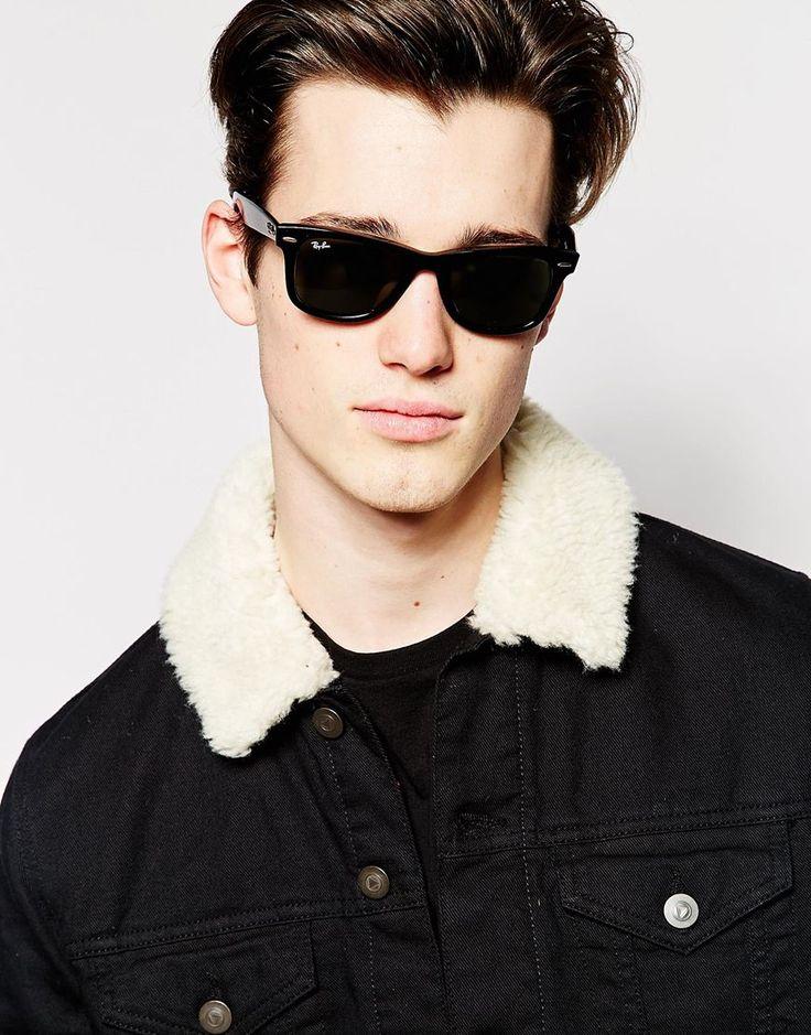 ray ban wayfarer sunglasses mens