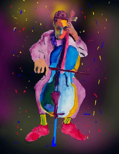 Tom's Blog: Yesaiah the Cellist