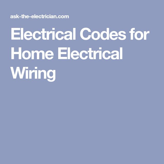 25 unique Electrical wiring ideas on Pinterest | Electrical wiring diagram, Electrician wiring