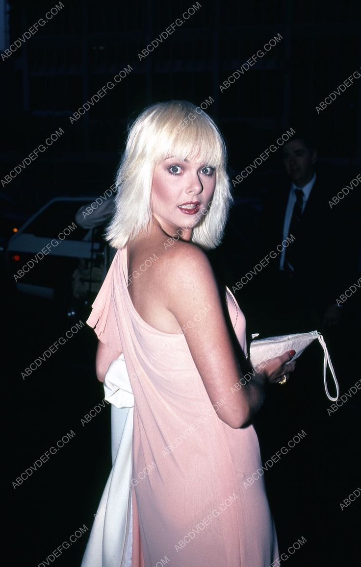 great candid Ann Jillian arriving at some event 35m-5355