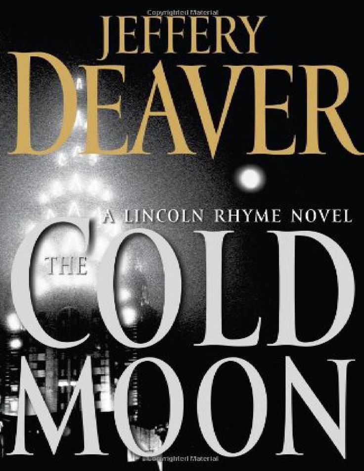 Cold moon deaver, jeffery