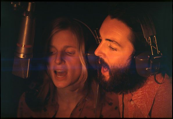 In the Studio Photo - Paul and Linda McCartney's 'Ram' Photos | Rolling Stone