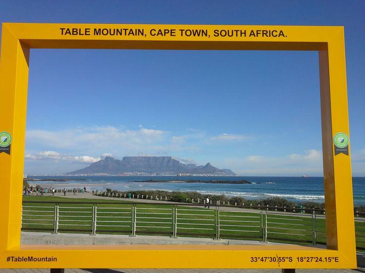 Blouberg beach, Cape Town, Western Cape province, South Africa