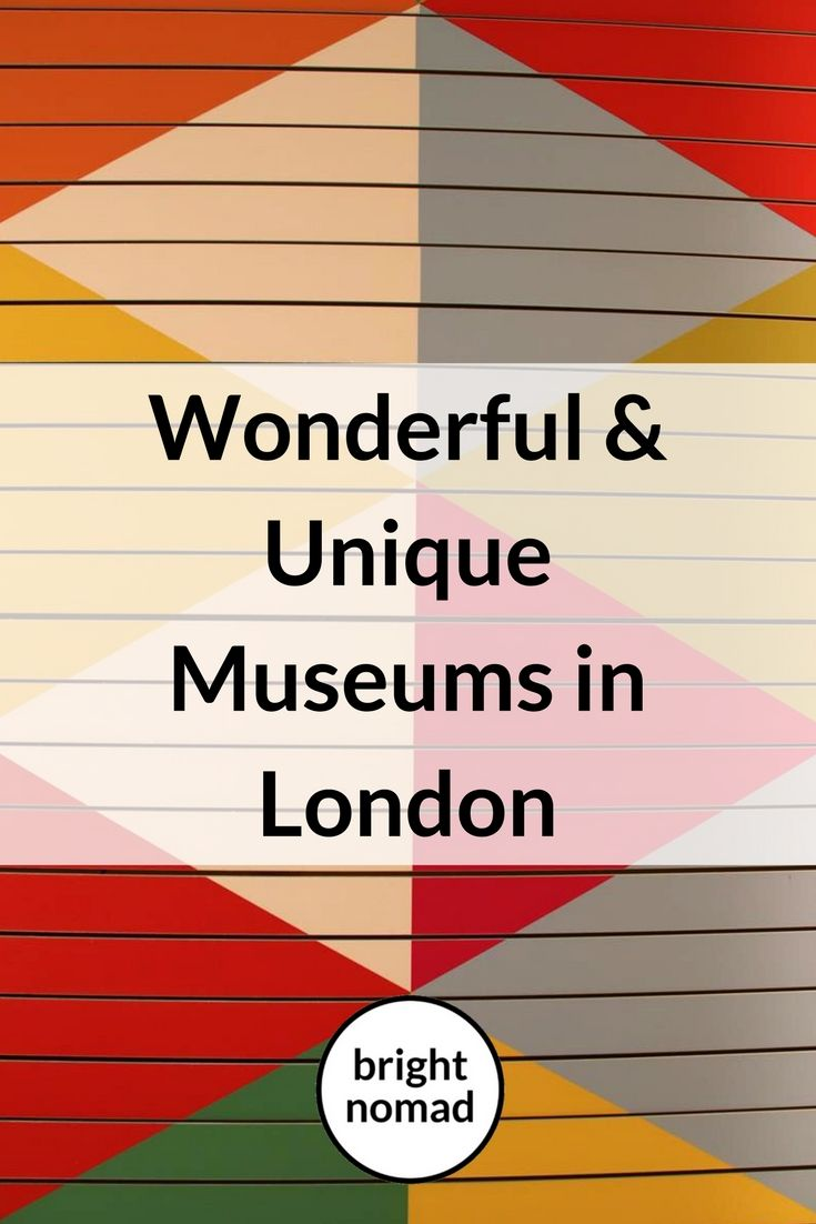 A selection of some of the most unusual, unique and remarkable museums in London that visitors shouldn't miss, plus detailed reviews and photos.
