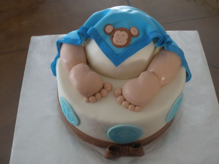 100 best images about Cakes - Baby Rump cakes on Pinterest ...